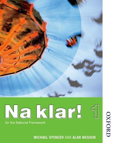 9780748778386: Na klar! 1 & 2 Evaluation Pack: Na klar! 1 - Student's Book