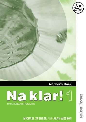 9780748778393: Na klar! 1 - Teacher's Book 1