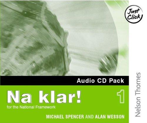 9780748778409: Na klar! 1 - Audio CD Pack