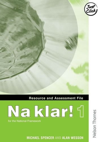9780748778454: Na klar! 1 - Resource and Assessment File