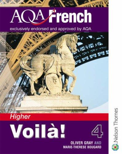 9780748778522: Voilà! 4 Student Book - Higher: Voilà! 4 for AQA Higher Student's Book