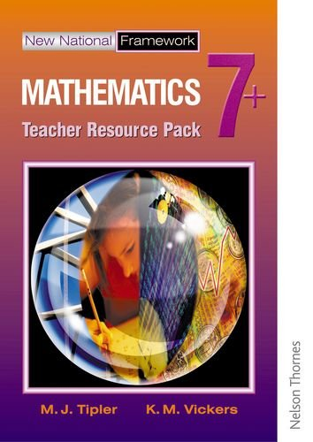 9780748778836: New National Framework Mathematics 7+ Teacher Resource Pack