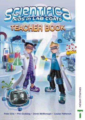 Scientifica Teacher's Book 7 (9780748779840) by David Sang