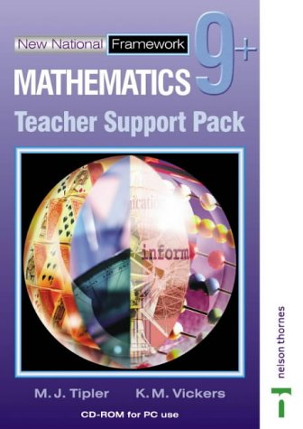 9780748780075: New National Framework Mathematics 9 Plus