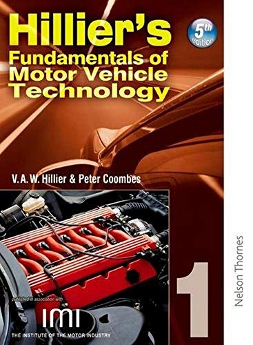 9780748780822: Hillier's Fundamentals of Motor Vehicle Technology Book 1Sixth Edition: Bk. 1
