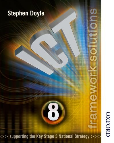 9780748780853: Ict Framework Solutions: Year 8 (Ict Framework Solutions S.)