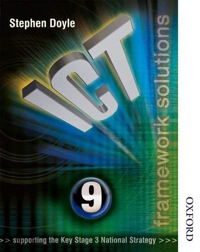 9780748780877: ICT Framework Solutions Year 9: Pupils Book Year 9