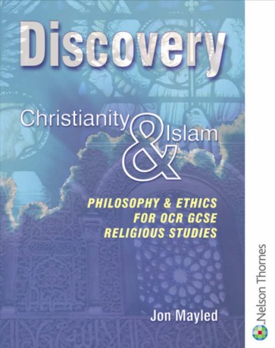 Discovery Philosophy & Ethics Religious Studies Christianity: Mayled, Jon