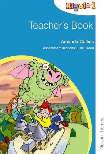 9780748781522: Rigolo 1 CD-Rom and Teacher's Book Set: Rigolo 1 Teacher's Book: 2