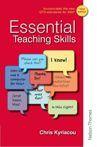 9780748781614: Essential Teaching Skills Third Edition