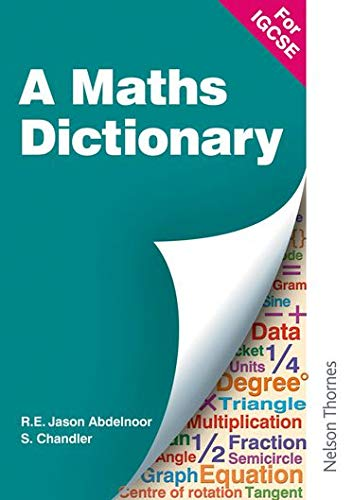 9780748781966: A Mathematical Dictionary for IGCSE