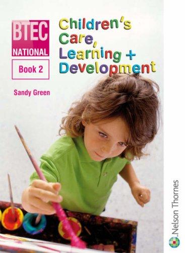 9780748781980: National Children's Care, Learning & Development: Book 2 (Bk. 2)