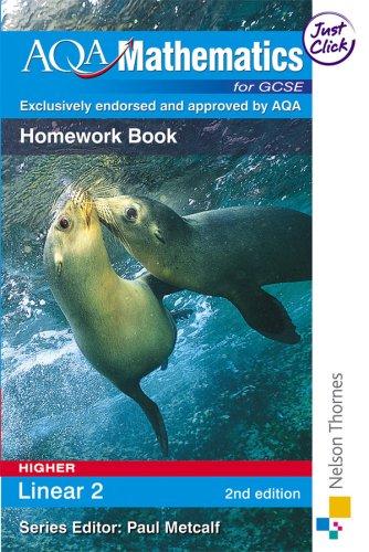 AQA GCSE Mathematics for Higher Linear 2: Thornton, Margaret and