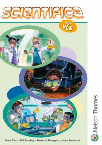 Scientifica for VLE (9780748782444) by David Sang; Lawrie Ryan; Derek McMonagle; Jane Taylor; Louise Petheram