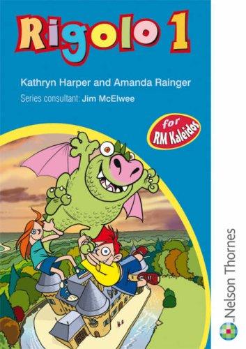 Rigolo 1 for RM Kaleidos: Kathryn Harper, Amanda Rainger