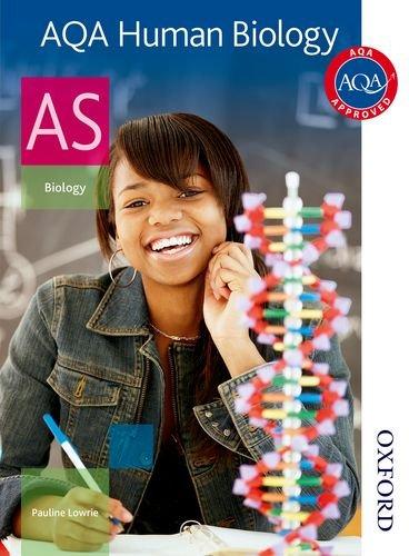 9780748782772: AQA Human Biology AS
