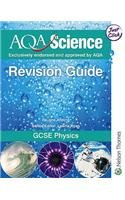 9780748783137: AQA Science GCSE Physics Revision Guide