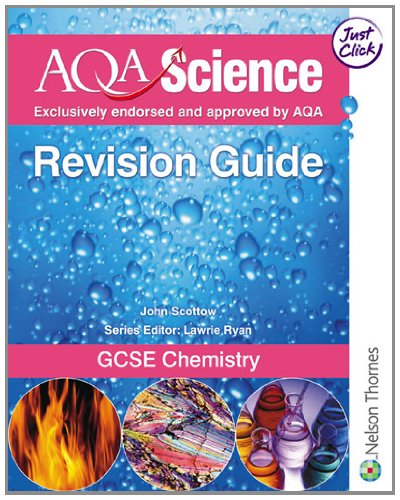 9780748783144: AQA Science GCSE Chemistry Revision Guide