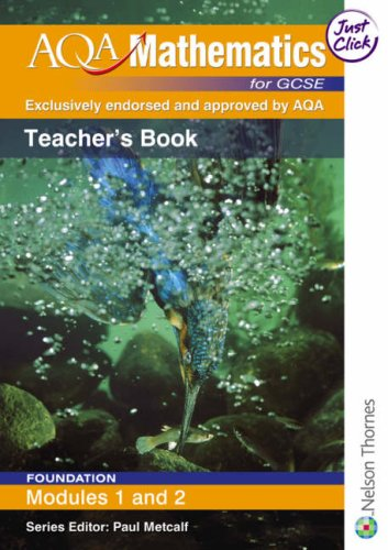 AQA Mathematics for GCSE: Teacher's Book: Willis, Mark, Thornton,