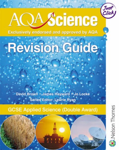 9780748783205: AQA Science: GCSE Applied Science Revision Guide