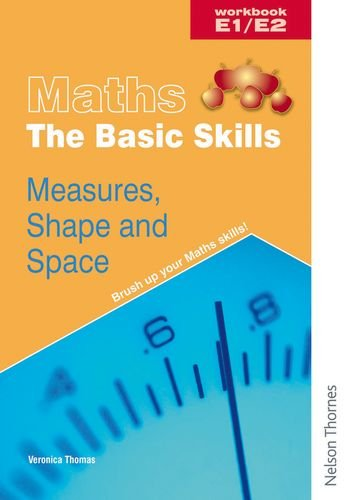 9780748778638: Maths the Basic Skills Measures, Shape & Space ...