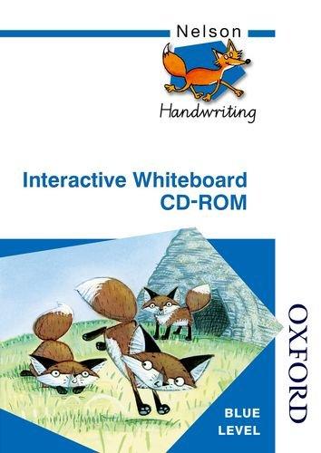 Nelson Handwriting Interactive Whiteboard CD-ROM Blue Level: Warwick, Anita, Watson, Christalla