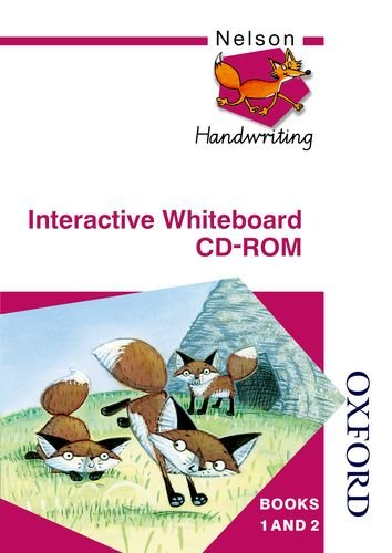 Nelson Handwriting Whiteboard CD-ROM 1 2 Level: Anita Warwick