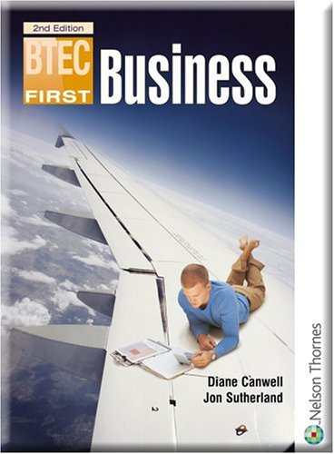 9780748783946: BTEC First Business