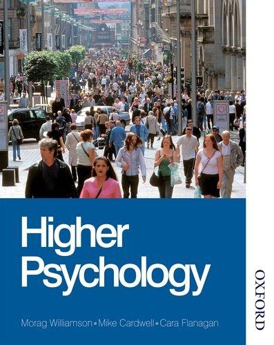 9780748784189: Higher Psychology