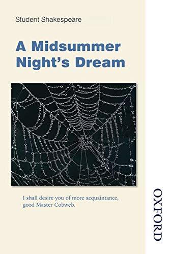 9780748786046: Nelson Thornes Shakespeare - A Midsummer Night's Dream