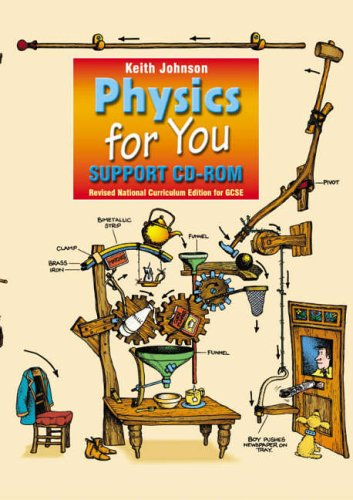 9780748786121: Physics for You: Teacher Support CD-ROM