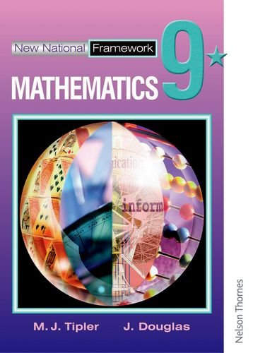 9780748786145: New National Framework Mathematics 9* Pupil's Book