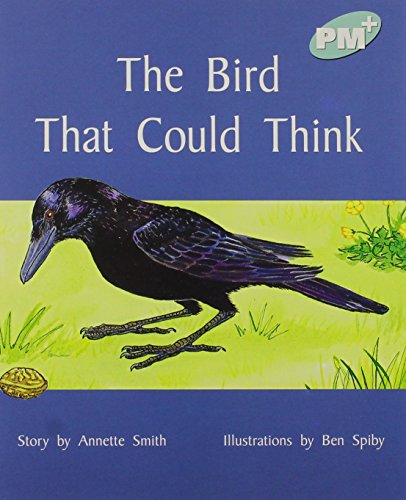 9780748789498: PM Plus Turquoise 17 Fiction The Bird That Could Think X6