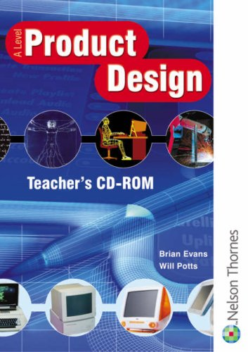 9780748789931: A-Level Product Design: Teacher's CD-ROM