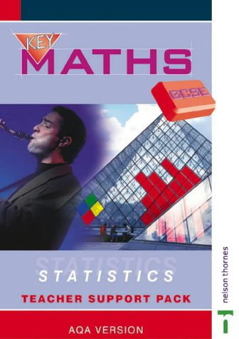 Key Maths GCSE: Teacher Support Pack: Statistics (9780748790333) by Graham Newman