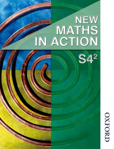 9780748790432: New Maths in Action S4/2 Student Book