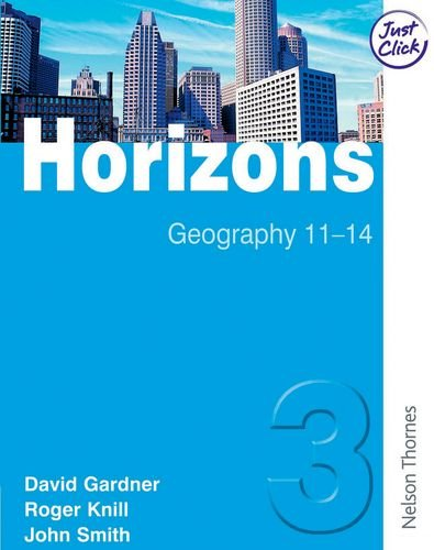 Horizons 3: Student Book (Book 3) (0748790519) by David Gardner; Roger Knill; John Smith