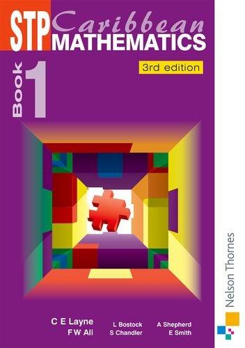 9780748790722: STP Caribbean Maths Book 1