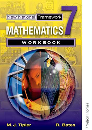 9780748791347: New National Framework Mathematics 7 Core Workbook