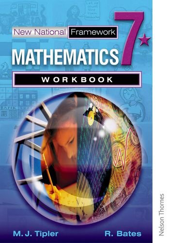 9780748791361: New National Framework Mathematics 7* Workbook