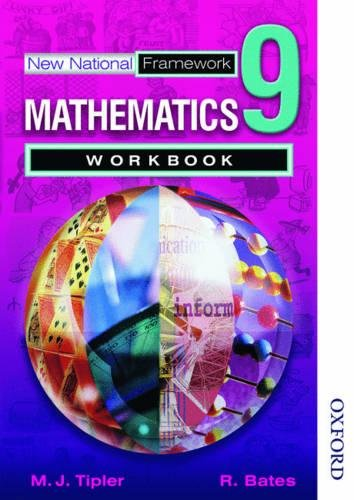 9780748791408: New National Framework Mathematics 9 Core Workbook
