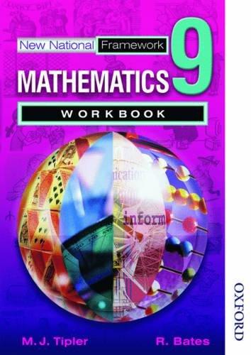 9780748791408: New National Framework Mathematics 9 Core Workbook