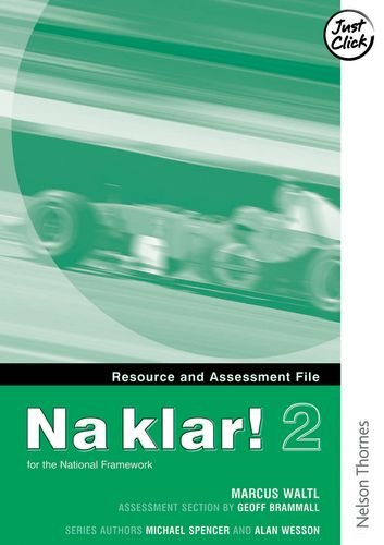 9780748791583: Na klar! 2 - Resource and Assessment File