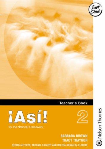 9780748791712: Asi!: Book 2. Higher Grade (Spanish Edition)