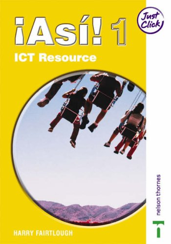 9780748791804: Así! 2 Ict Resource (Asi!) (Spanish Edition)