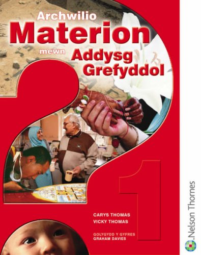 9780748793655: Exploring Questions in RE (Welsh Edition)