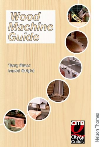 9780748793853: Wood Machine Guide