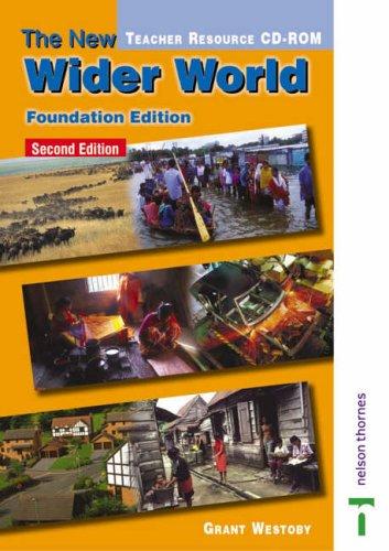 9780748794614: The New Wider World Teacher's Resource