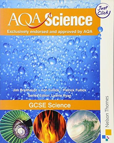 AQA Science: GCSE Science: Ann Fullick, Patrick