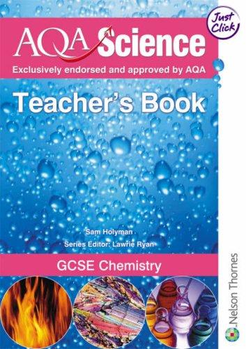 9780748796458: AQA Science: GCSE Chemistry Teacher's Book